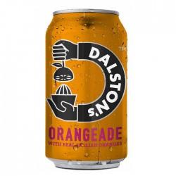 Dalston's Real Sicilian Orangeade 24 x 330ml