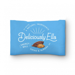 Deliciously Ella - Cacao & Almond 12 x 40g