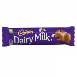 Dairy Milk Chocolate - 48 x 45g