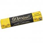 Divine Chocolate - Dark Chocolate Caramel Bars 30 x 35g
