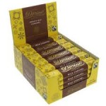 Divine Chocolate - Caramel Milk Chocolate Bar 30 x 35g