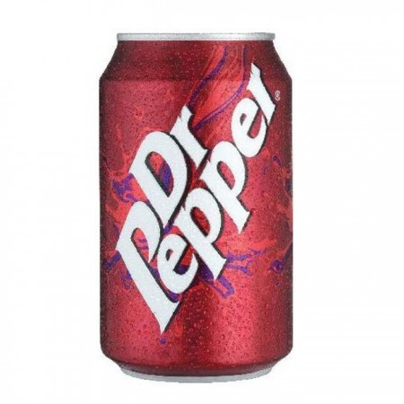 Dr Pepper Cans (GB) 24 x 330ml