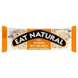 Eat Natural Almonds, Apricot & Yoghurt Coating 12 x 50g