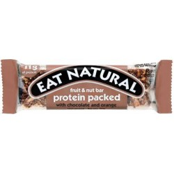 Eat Natural with Chocolate and Orange 12 x 45g