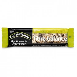 Eat Natural Better Inside - Fig & Walnut (Fibre Balance) 12 x 45g