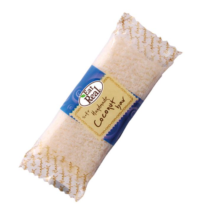 Eat real handmade coconut bar wholesale suppliers uk for Food bar manufacturers uk