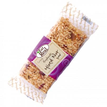 Eat Real Handmade Mixed Nut Bar - 30 x 25g