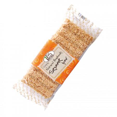 Eat Real Handmade Seasame Bar - 30 x 25g