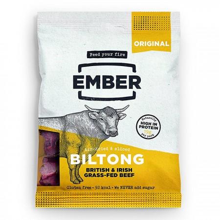 Ember Biltong Original   10 x 30g