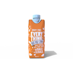 Everything But the Cow - Mango & Orange  8 x 330ml Cartons