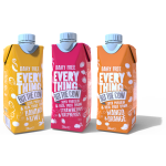 Everything But the Cow - Banana & Kiwi 8 x 330ml Cartons