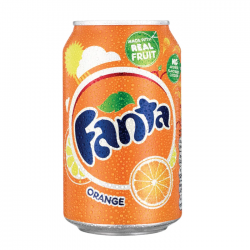 Fanta Orange - 24 x 330ml