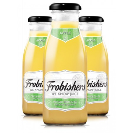 Frobishers Pressed Apple Juice 12 x 250ml