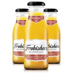 Frobishers 100% Pure Orange Juice 12 x 250ml