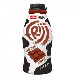 Frijj Chocolate Milkshake Drink 6 x 400ml