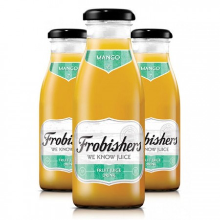 Frobishers Mango Juice 12 x 250ml