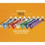 Fulfil Vitamin & Protein Bars 15x55g 21% off - 9 Flavours
