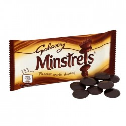 Minstrels Galaxy Chocolate Small Bags 40 x 42g