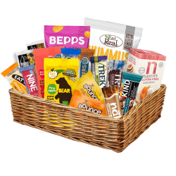 Gluten Free Selection Snacking Box (27 Snacks)