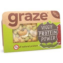 Graze Veggie Protein Power x 9