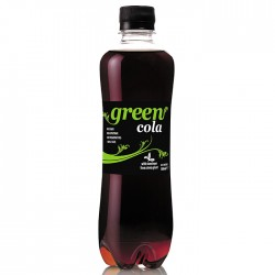 Green Cola Bottle - 12 x 500ml