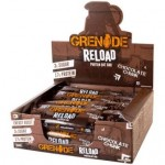 Grenade Reload Chocolate Chunk Protein Oat Bars - 12x70g