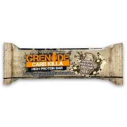 Grenade Protein Bar | White Chocolate Mocha 12 x 60g
