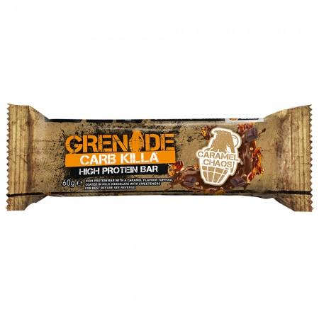 Grenade Protein Bar | Caramel Chaos 12 x 60g