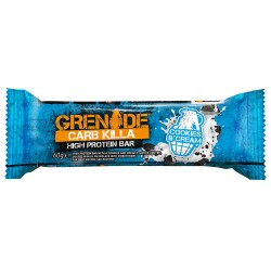 Grenade Protein Bar | Cookies & Cream 12 x 60g