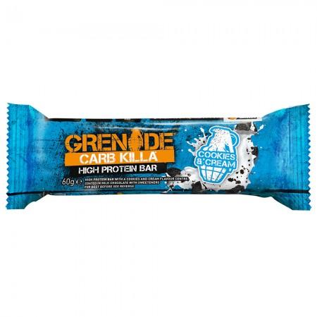 Grenade Protein Bar | Cookies & Cream 12 x 60g