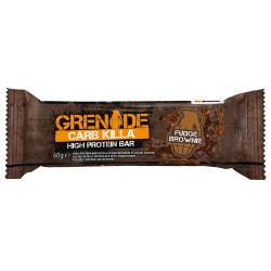 Grenade Protein Bar | Fudge Brownie - 12 x 60g