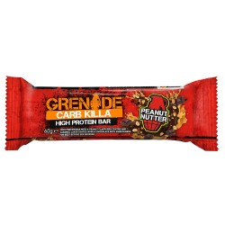 Grenade Protein Bar | Peanut Power - 12 x 60g