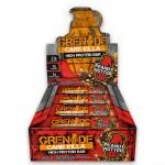 Grenade Protein Bar | Peanut Power - 12 x 60g