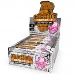 Grenade Reload Protein Flapjack - Birthday Cake | 12 x 70g