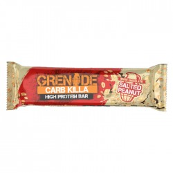 Grenade Carb Killa White Chocolate Salted Peanut | 12 x 70g