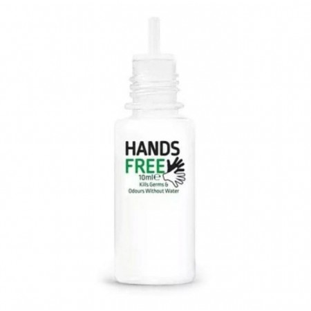 60% Alcohol Hand Sanitiser (144 x 10ml) - Pocket/Handbag size