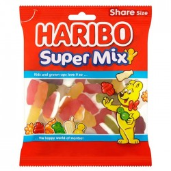 Haribo Super-Mix (12 x 160g)