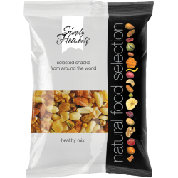 Simply Heavenly Nuts Healthy Mix - 12 x 50g