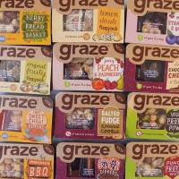 Graze Supplied By Simply Heavenly Food