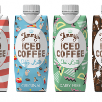 Jimmys Iced Coffee Supplied By Simply Heavenly Food