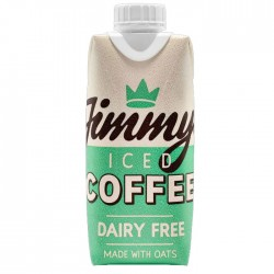 Jimmy's Iced Coffee | Dairy Free 12 x 330ml