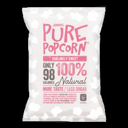 Jimmy's Pure Popcorn - Sweet 20 x 25g