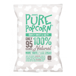 Jimmy's Pure Popcorn - Sweet & Salted 20 x 24g
