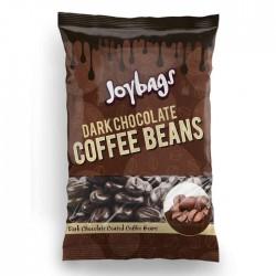 Joybags Dark Chocolate Coffee Beans Bags   12 x 150g