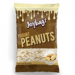 Joybags Yogurt Peanuts Bags | 12 x 150g