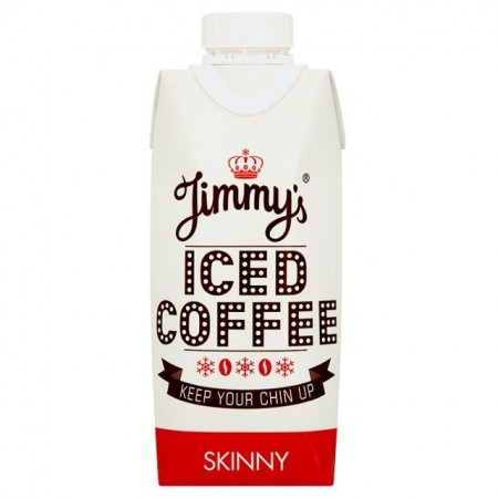 Jimmy's Skinny Iced Coffee 12 x 330ml
