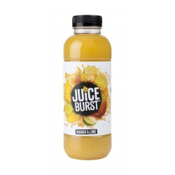 Juice Burst Mango & L:ime 12 x 500ml