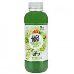 Juice Burst Vitamin Water Apple & Kiwi 12 x 500ml