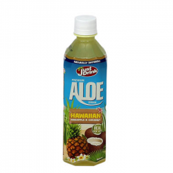 Just Drink Premium Hawaiian Aloe Drink 12 x 500ml