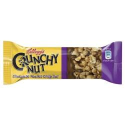 Kellogg's Crunchy Nut Chocolate Peanut Crisp Bar  24 x 35g
